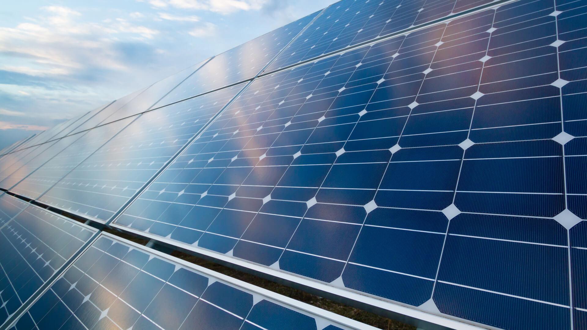 Zonne-energie opslag