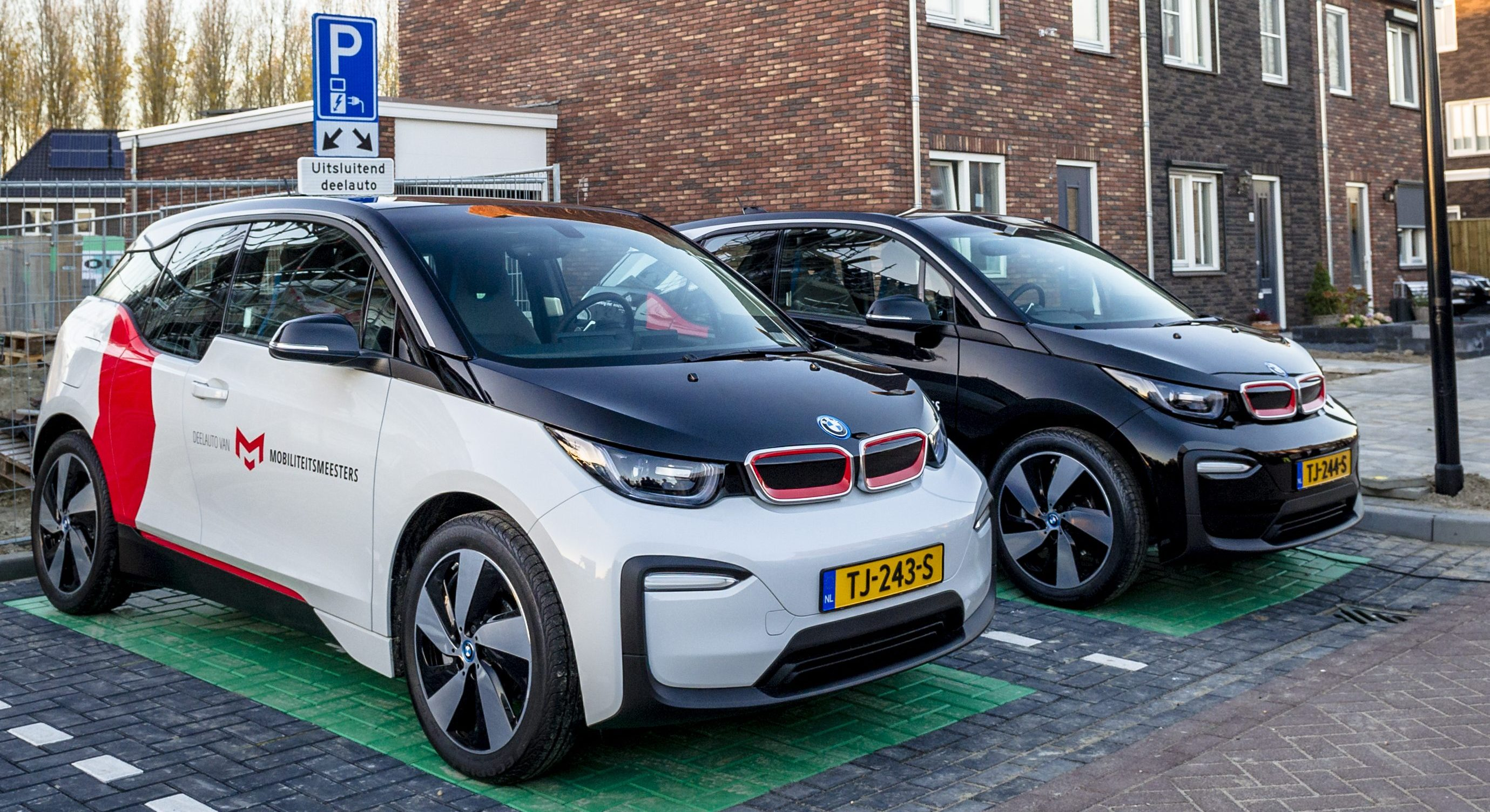 E-car sharing